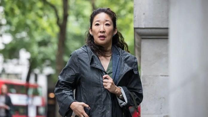 Sandra Oh em Killing Eve irá protagonizar The Chair