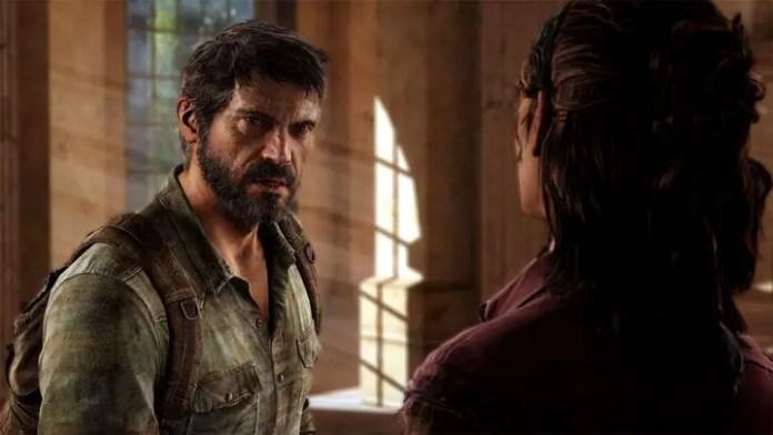 Joel em The Last of Us