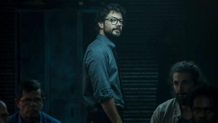 La Casa De Papel - Parte 4 na Netflix