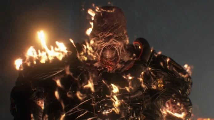 Nêmesis em Resident Evil 3