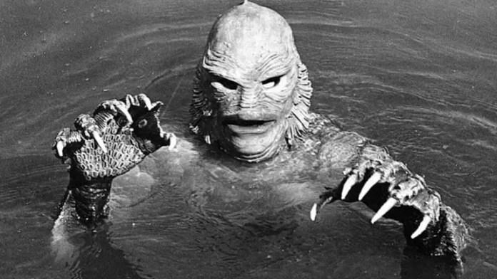 O Monstro da Lago negra pode ser Don't Go In The Water