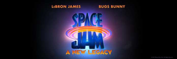 Space Jam 2 / Space Jam A New Legacy logo