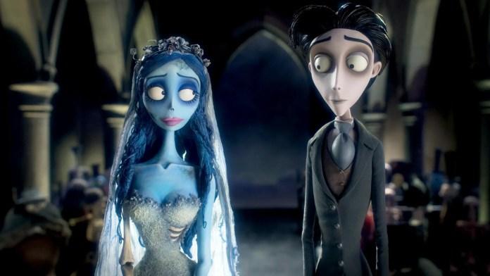 A Noiva Cadáver na Netflix