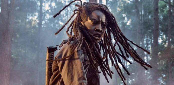 Michonne na 10ª temporada de The Walking Dead