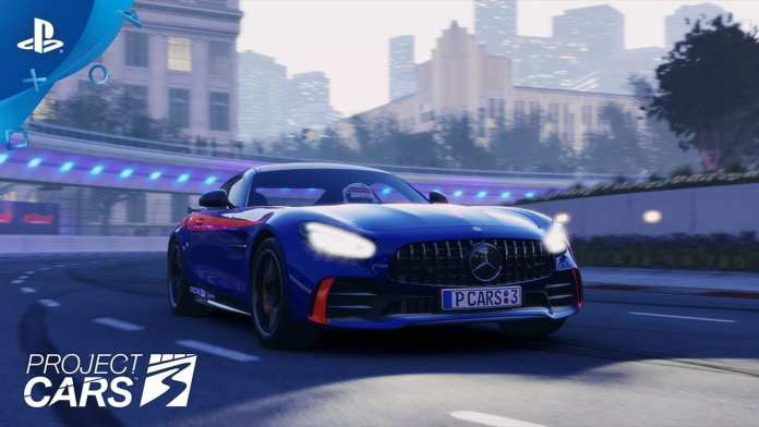 Project Cars 3 é anunciado com lançamento ainda para 2020