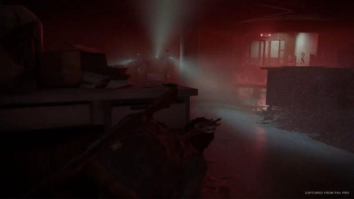 Ellie em ação em The Last of Us Parte II