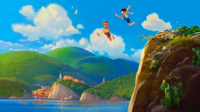 Imagem do filme Luca