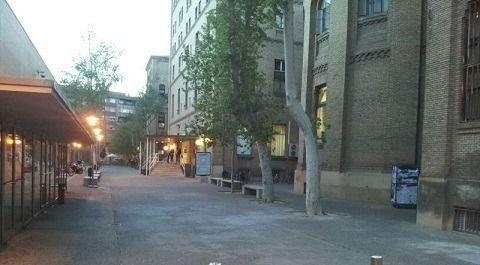 Facultad de Economía y Empresariales Universidad de Zaragoza en Campus Paraiso