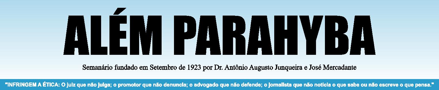 JORNAL ALÉM PARAHYBA