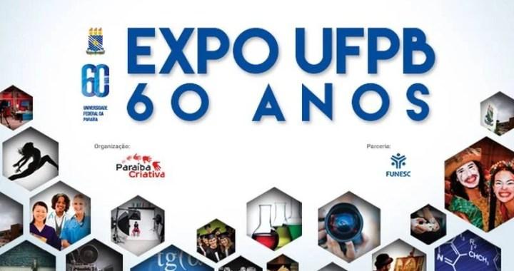 Expo UFPB 60 anos: Artes, Cultura, Ciência e Tecnologia