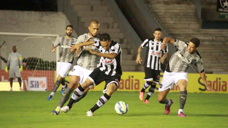 Botafogo-PB é o melhor clube paraibano no ranking da CBF