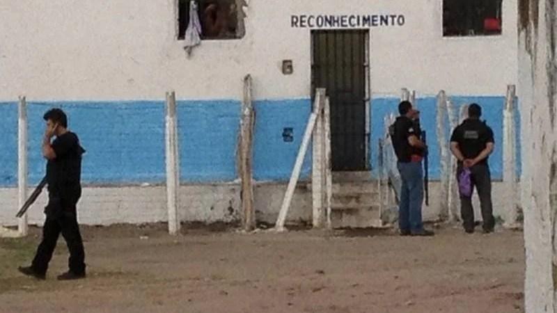 Homicídio dentro de Presídio na capital paraibana