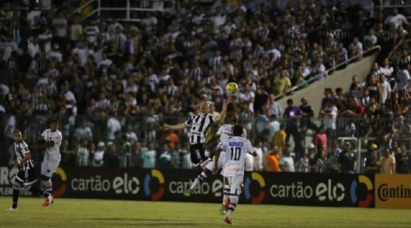 Botafogo-PB segura pressão do Ceará e está nas oitavas de final da Copa do Brasil de 2016
