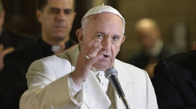 Papa Francisco fala de mortes civis na Síria