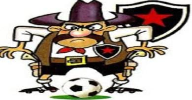Em jogo de 6 gols, Marcos Aurélio assinala pintura e Botafogo goleia o Treze no Amigão