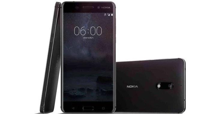 Foi lançado o Nokia 6, o primeiro com sistema android