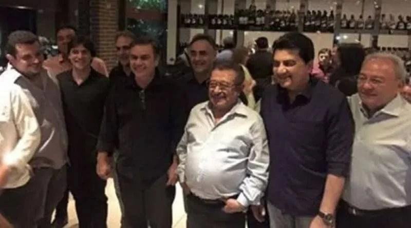 José Maranhão reúne políticos e amigos em restaurante; RC, Cássio e Cartaxo na lista de convidados