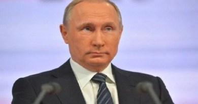 Putin chama explosão em supermercado de São Petersburgo de 'ato terrorista'