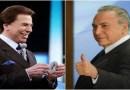 Temer deve participar do Programa Silvio Santos para defender reforma
