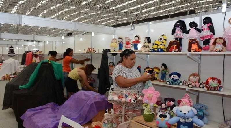 PAP ultima preparativos do 27º Salão do Artesanato da Paraíba