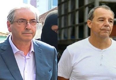 Ala jovem do MDB pedirá expulsão de Cunha e Cabral