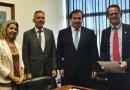 Rodrigo Maia confirma presença em inauguração da Rádio Câmara em JP
