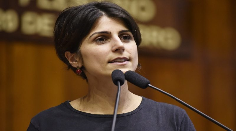 Manuela d'Ávila desembarca na PB em busca de voto pela Presidência