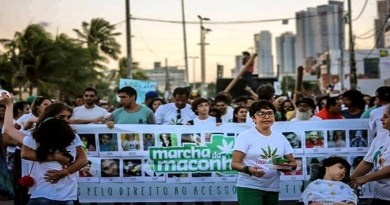 João Pessoa sedia oitava edição da Marcha da Maconha