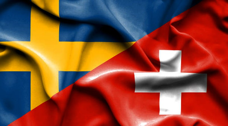 Suécia e Suíça apostam na organização para superar desfalques e avançar na Copa