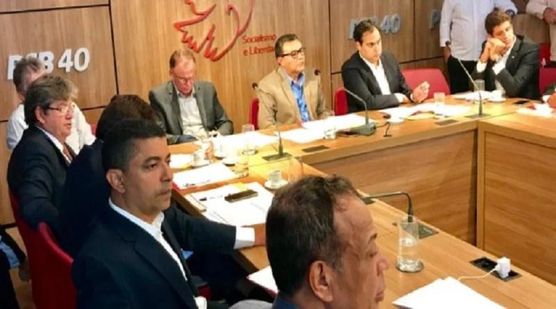 Governadores do Nordeste anunciam apoio oficial à candidatura de Haddad
