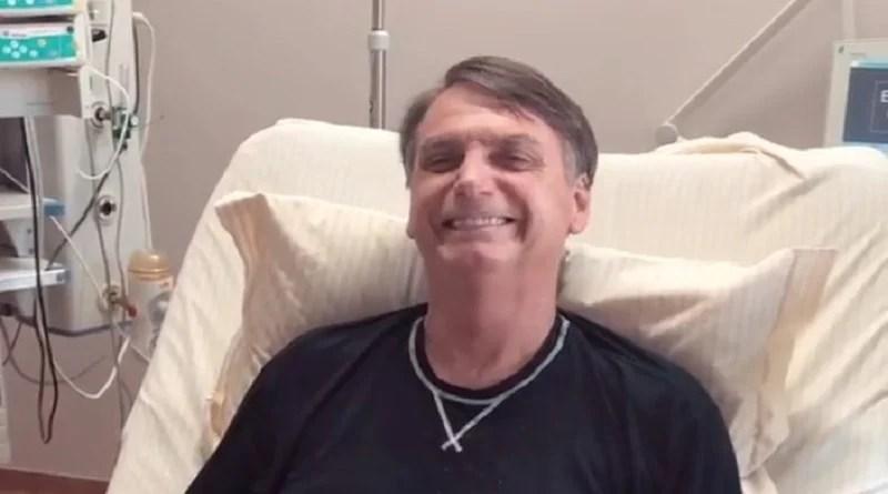 Médico libera Jair Bolsonaro para debates
