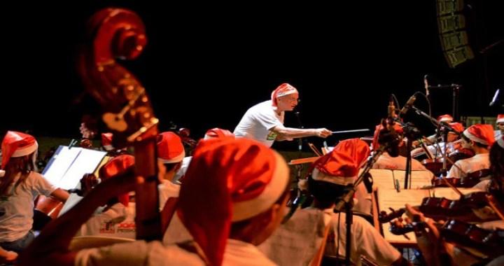 Concerto de Natal terá três apresentações na Orla de João Pessoa