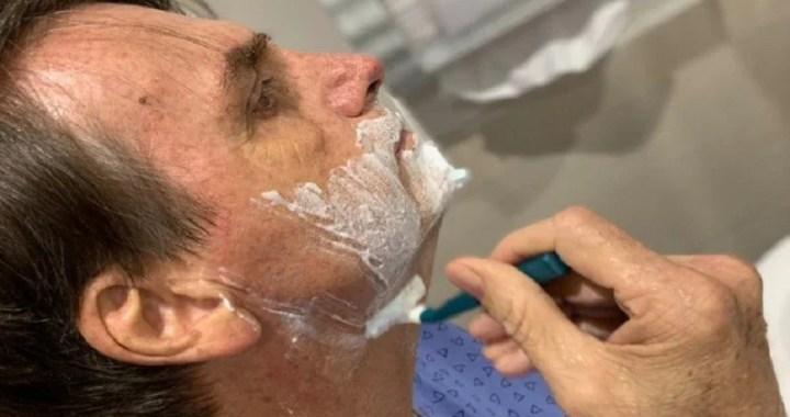 """Bolsonaro apresenta """"melhora clínica progressiva"""" e vai para o quarto"""