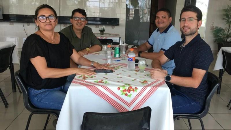 Em Guarabira, Presidente Estadual do PROS segue conquistando alianças e garante participação do Partido na Majoritária