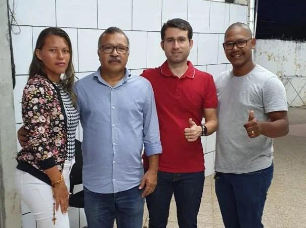 Em Rio Tinto: Nel Barão confirma filiação ao PROS para disputar prefeitura