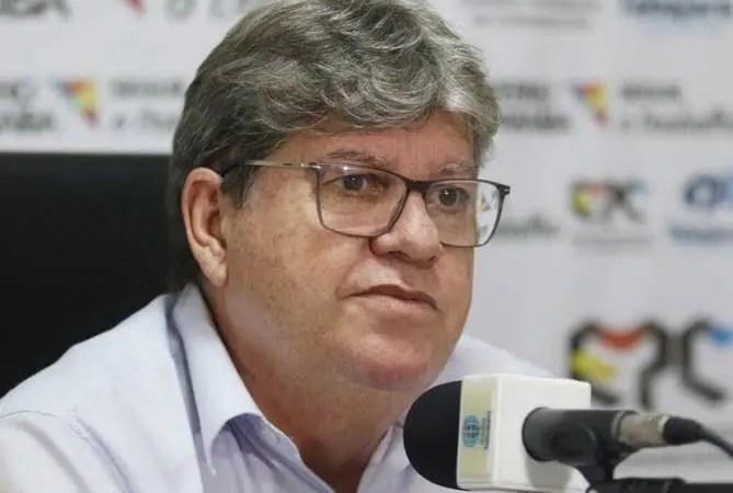 Governo da Paraíba detalha implementação de isolamento social durante coletiva