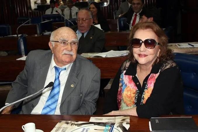 Morre em João Pessoa ex-deputada e ex-primeira-dama da Paraíba Lúcia Braga