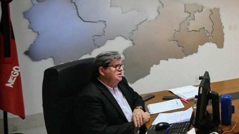 João Azevêdo e prefeitos da grande João Pessoa decidem tomar medidas mais rígidas para conter a covid-19