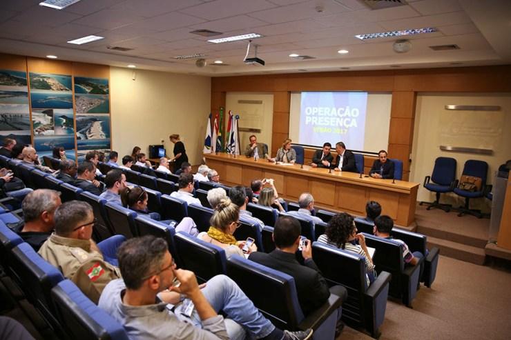 Foto: Secom / Divulgação