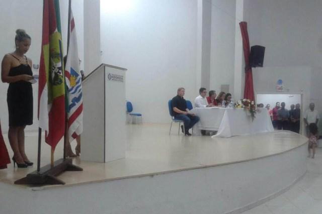 Diretores das escolas públicas municipais tomam posse em Florianópolis