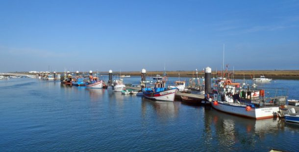 Pesca comercial marítima