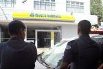 Tentativa de assalto ao Banco do Brasil