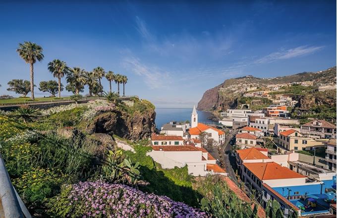 Ilha da Madeira online: museus, paisagens e webcams