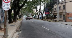 Região central: motoristas multados por estacionamento irregular