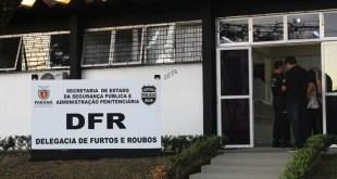 Paraná tem redução de 25 mil roubos e furtos em 2018
