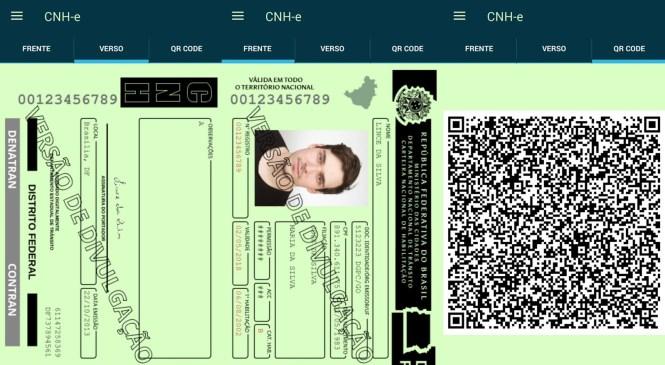 Detran deve implantar CNH digital no RN até o final de janeiro de 2018