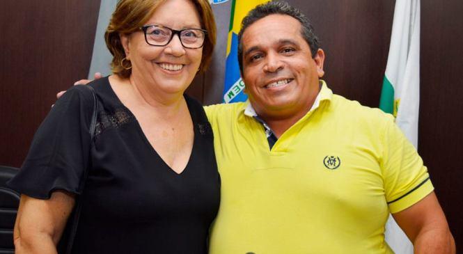Prefeita Maria Helena antecipa pagamento dos servidores municipais