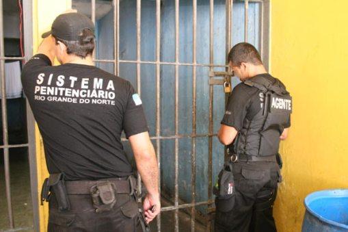 Resultado de imagem para agente penitenciário rn