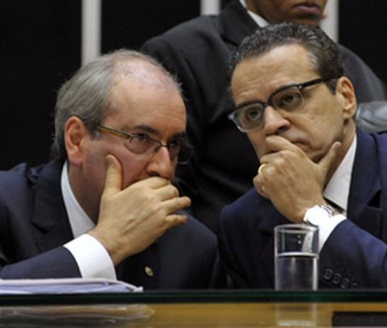 MPF quer pena de 386 anos de prisão para Eduardo Cunha e 78 anos para Henrique Eduardo Alves