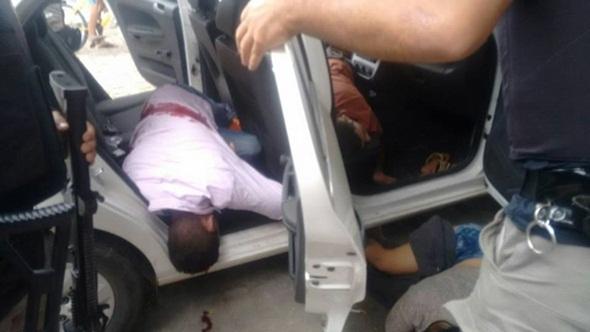 Em Cacimba de Dentro/PB, comerciante mata quatro bandidos, após reagir a assalto